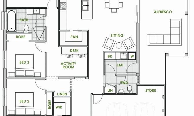 Eco House Design Plans