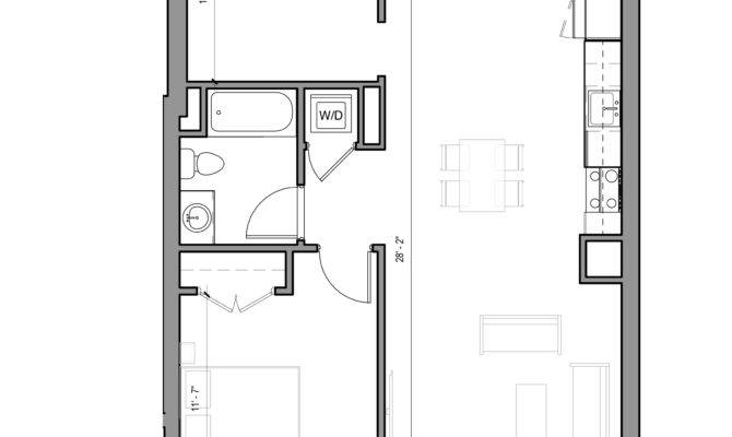 Edge Allston Floor Plans Layouts Luxury Building
