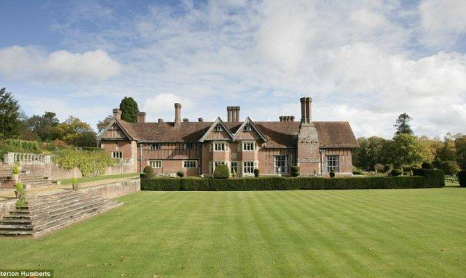 Edwardian Built Tudor Style Manor Sale Cogitations