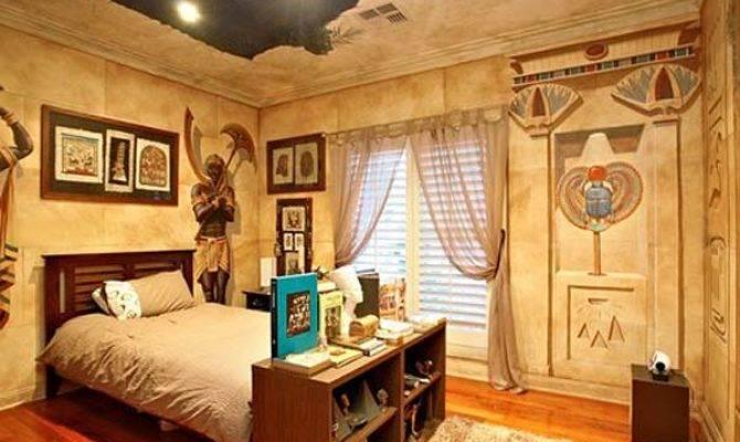 Egyptian Style Home House Affair
