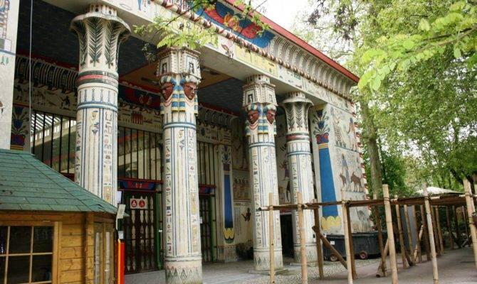 Egyptian Style House Design Plans