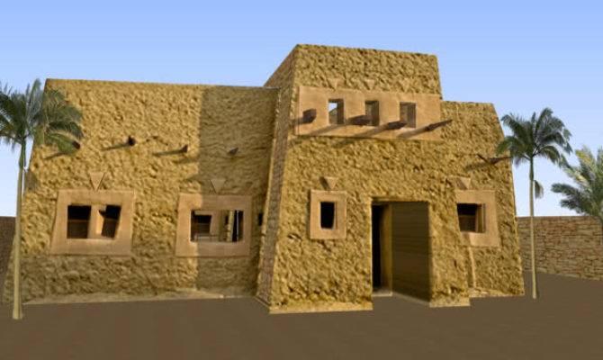 Egyptian Style House Warehouse
