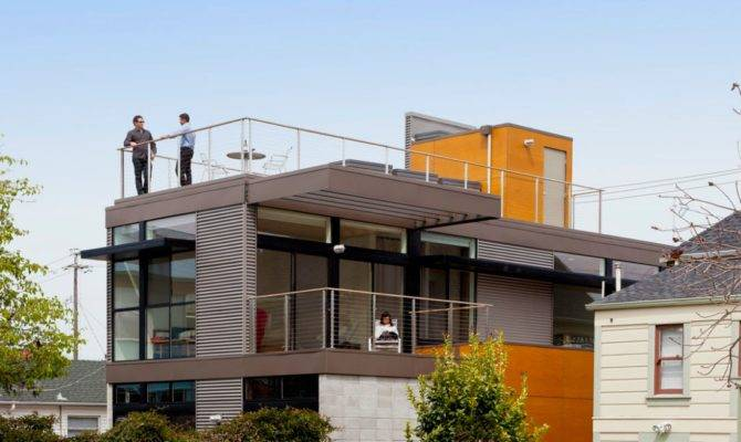 Eichler Inspired Affordable Prefab Home Bestofhouse