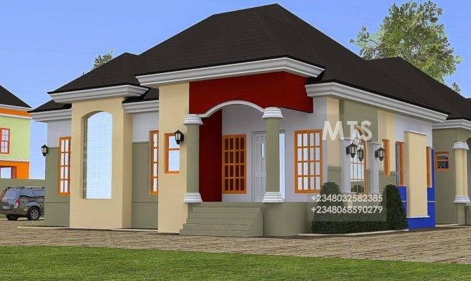 Ejike Bedroom Bungalow Residential