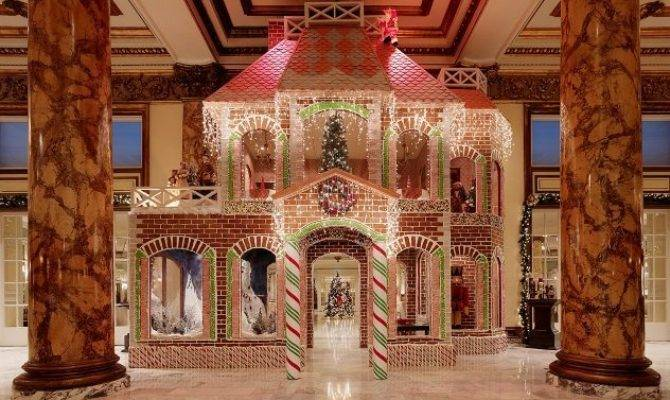 Elaborate Gingerbread Houses Listverse