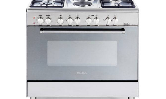 Elba Classic Gas Electric Combo Stove