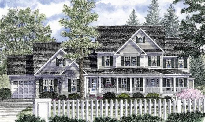 Eldorado Traditional Home Plan House Plans