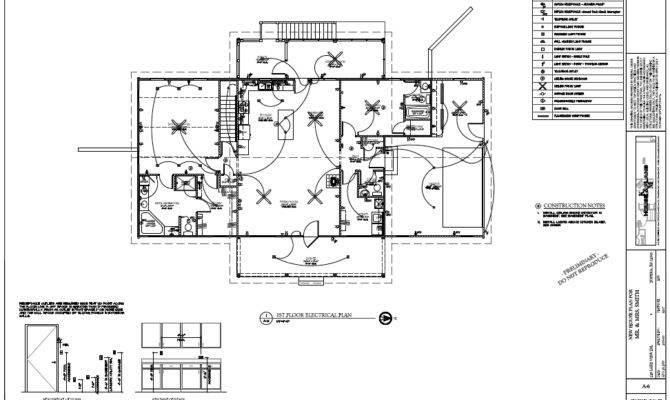 Electrical House Plans Escortsea