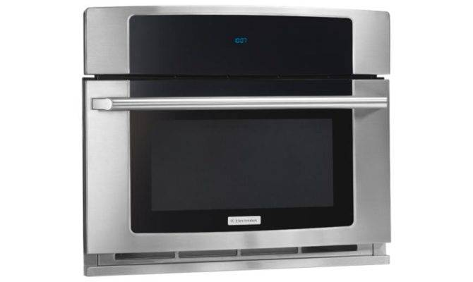 Electrolux Built Convection Microwave Oven Drop