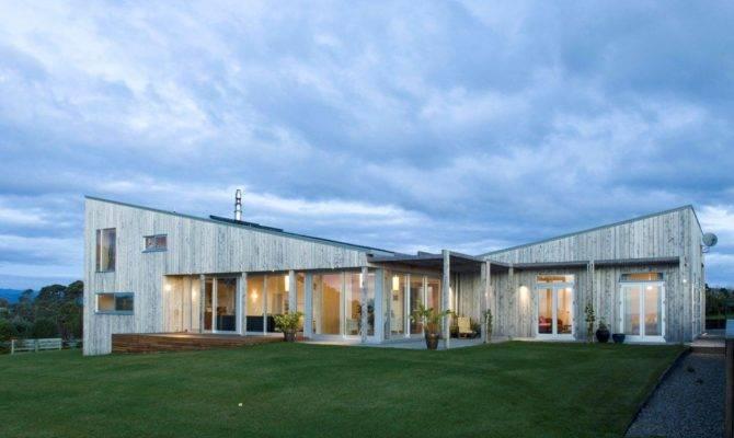 Elegant Barn Style Architecture Bytennant Brown
