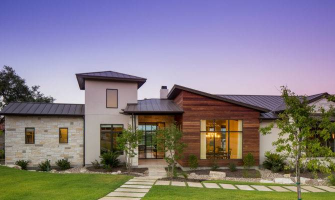 Elegant Contemporary Home Austin