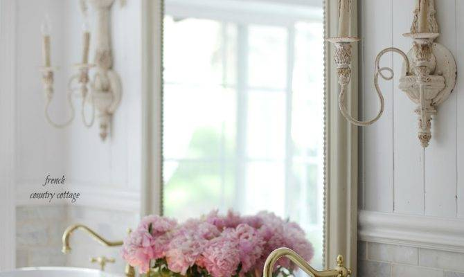 Elegant French Cottage Bathroom Renovation Peek Why