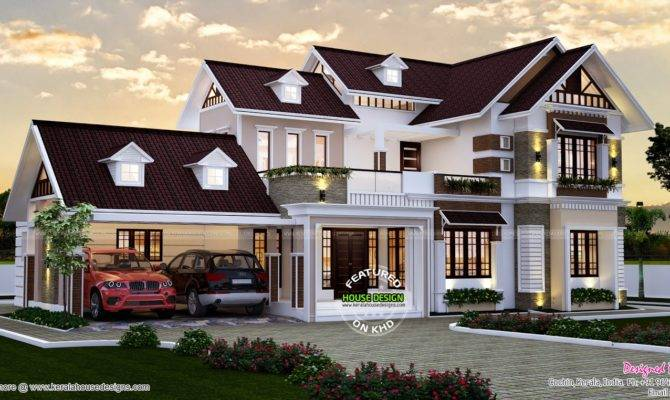 Elegant House Designs Home Design Style