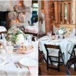 Elegant Lodge Pickard Mountain Wedding