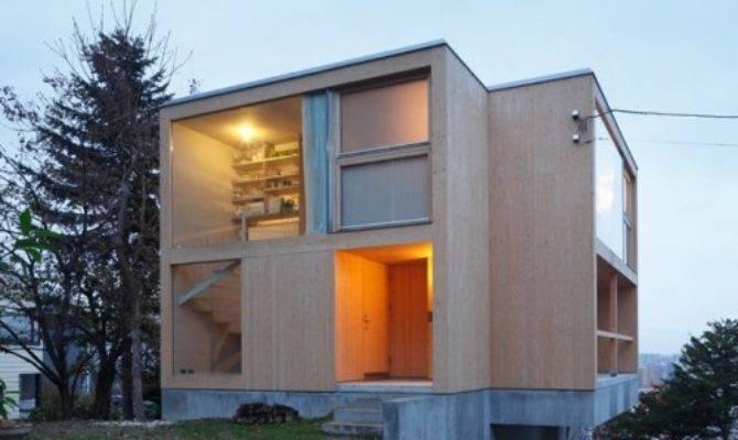 Elegant Modern Small House Japan