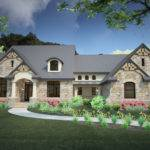 Elegant Mountainside House Plans Danutabois