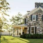 Elegant New York Farmhouse Gil Schafer Stones