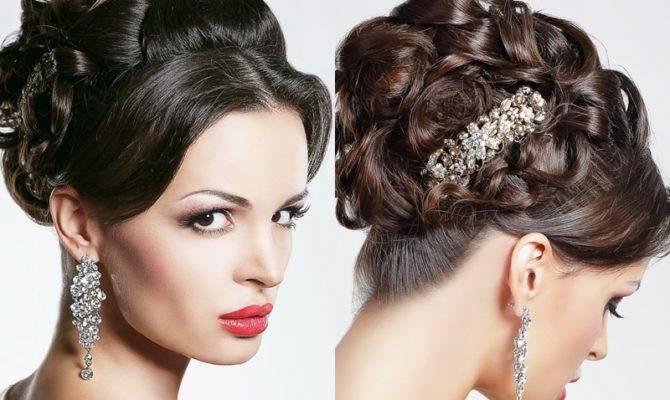Elegant Prom Updo Hair Style