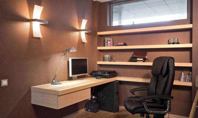 Elegant Small Home Office Design Interior Ideas Style Homes