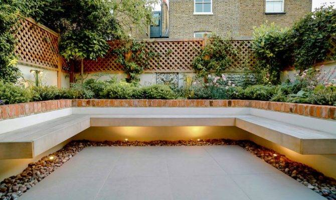 Elements Contemporary Garden Design Plans Nytexas