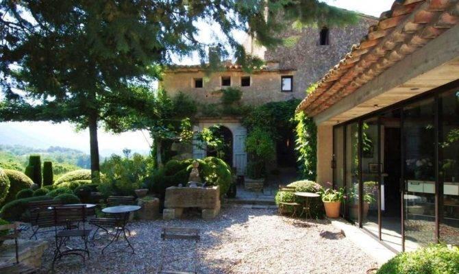 Elements Mediterranean Garden Design Margarite
