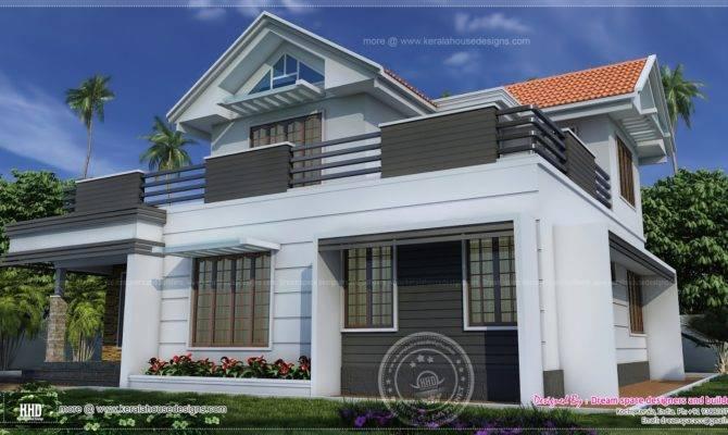 Elevation Designed Dream Space Designers Builders Kochi Kerala