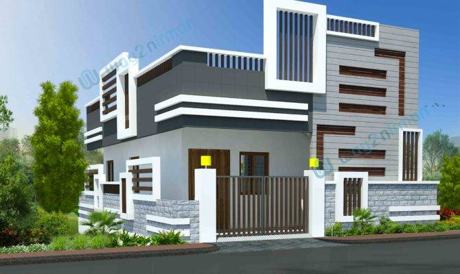 Elevation Modern House