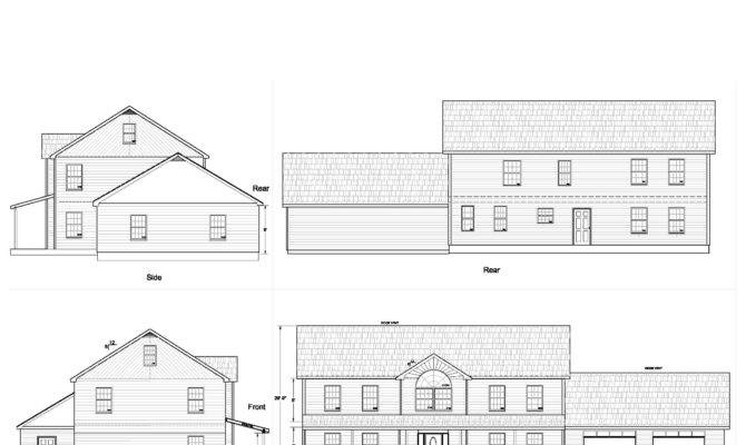 Elevations New Architect