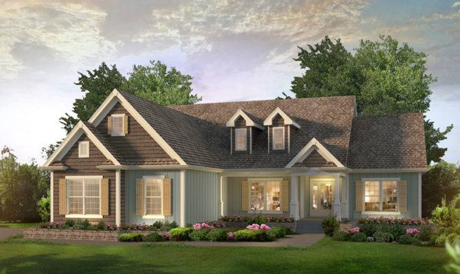 Ellice Country Ranch Home Plan House Plans