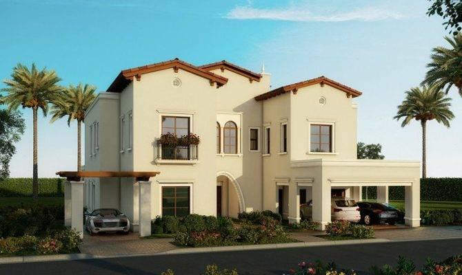 Emaar Launches Rasha Villa Project Dubai Arabian