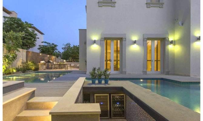 Emirates Hills Luxury Villa Design Dubai Home
