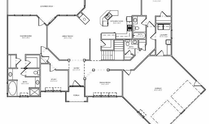 Empty Nest House Plan Downsizing Retirement Nester Baby