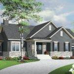 Empty Nester Home Plans Affordable House