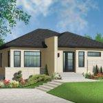 Empty Nester Home Plans Modern House Plan