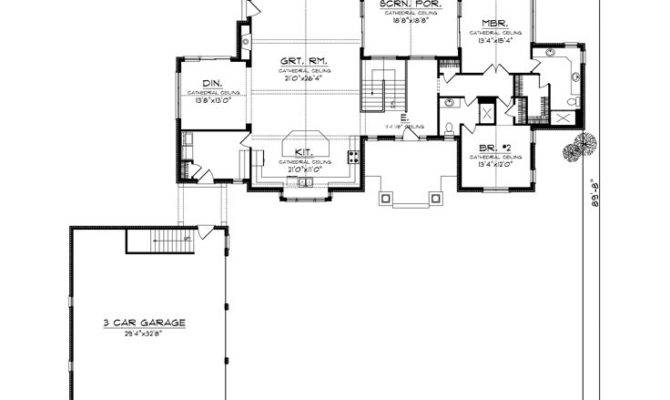 Empty Nesters House Plans Nest