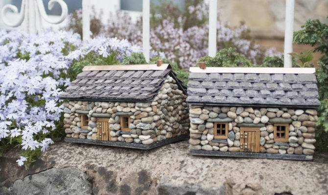 Enchanted Cottages Forget Not Cottage Miniature
