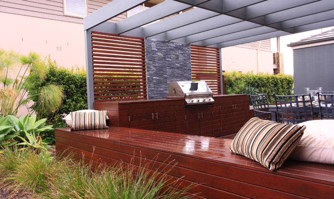 Enchanting Outdoor Rooms Design Decoration