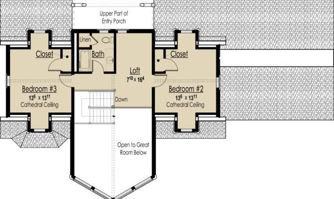 Energy Efficient Floor Plans Modern House Plan