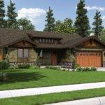 Energy Efficient Ranch House Plans Cottage