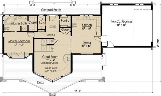 Energy Efficient Small House Floor Plans