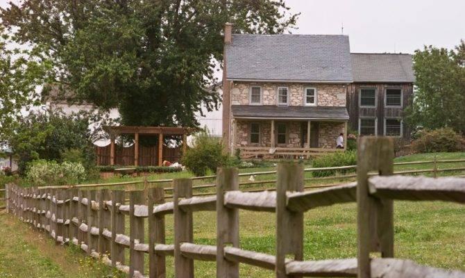 England Farmhouse Source Stone