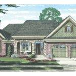English Cottage Homes Brick House Plans