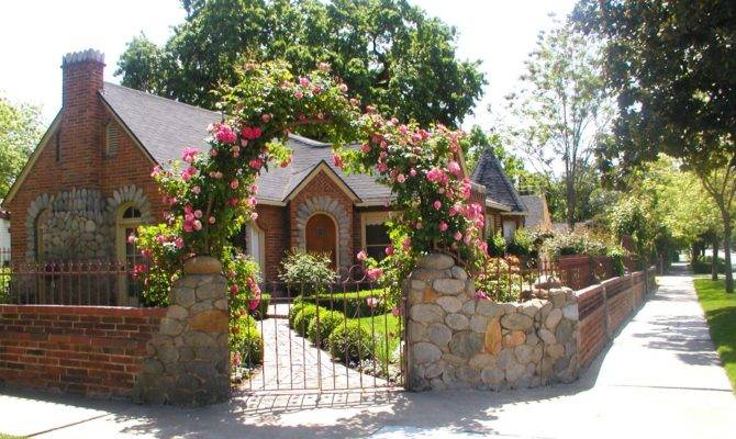 English Cottage Style French Homes
