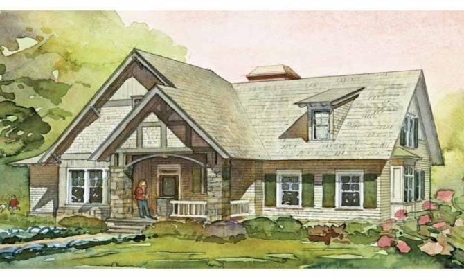 English Cottage Style House Plans