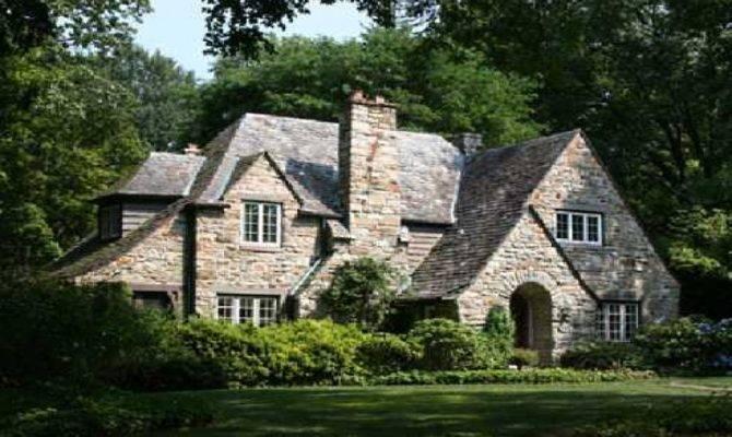 English Cottage Style Stone House Plans