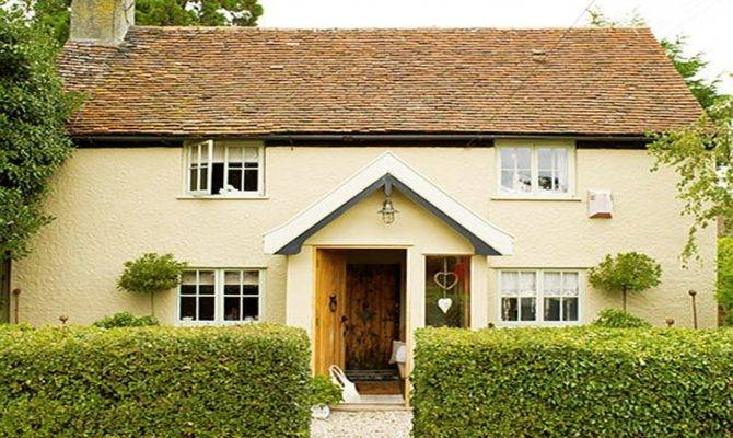 English Country Cottage House Plans