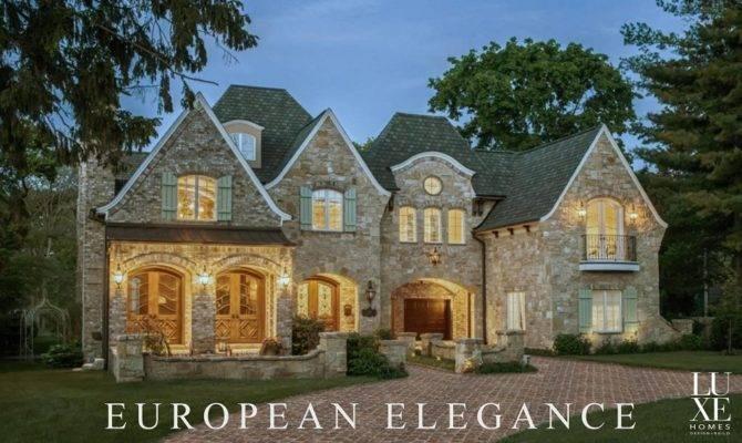 English Manor House Design