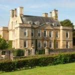 English Manor House Facade Pinterest