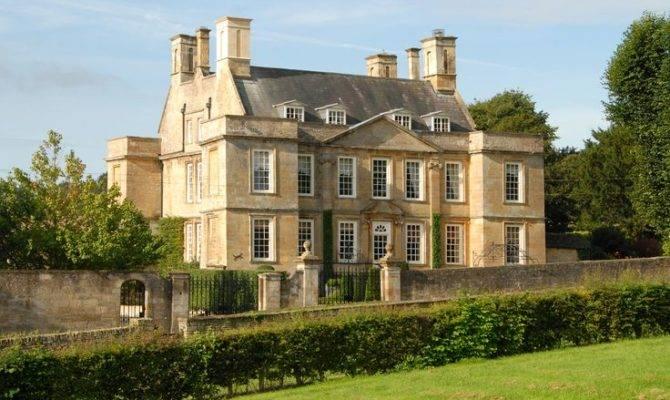 English Manor House Facade Pinterest