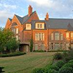 English Manor House Richard Padgham Fine Custom Homes Inc